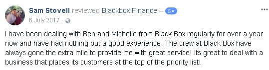 Blackbox Finance Review - Sam Stovell